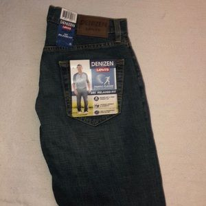 Levi's Denizen 285 Relaxed Fit